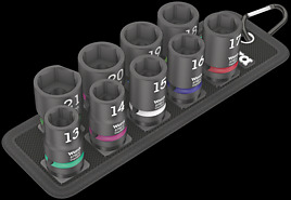 "Belt C Impaktor 1 Steckschlüsseleinsatz-Satz, 1/2""-Antrieb"