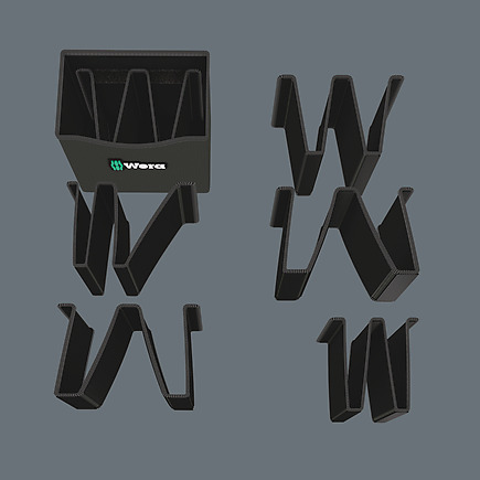 Wera 2go 2 Tool Container - Wera Product finder