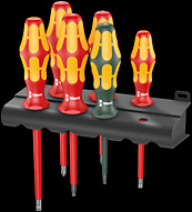160 i/168 i/6 Rack Screwdriver set Kraftform Plus Series 100, and rack
