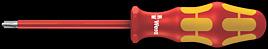 162 i PH/S Destornillador aislado según VDE para tornillos PlusMinus (Phillips/ranurado)