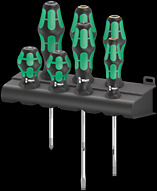 300/7 Mix 2 Screwdriver set