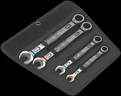 6000 Joker 4 Set 1 Set of ratcheting combination wrenches