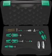 7443/61/9 Set d'installation pour systèmes de vérification de pression des pneus