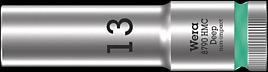8790 HMC Deep Douille longue à emmanchement 1/2
