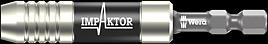 897/4 IMP Porta-inserti Impaktor con anello di ritegno e magnete