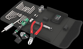 9100 Kit d'outils pour guitare