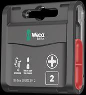 Wera Phillips-Bit 851//1 Z PH 3 25 mm