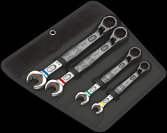 Joker Switch Set of ratcheting combination wrenches