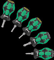 Stubby Set 2 screwdriver set