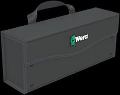 Boîte à outils Wera 2go 3